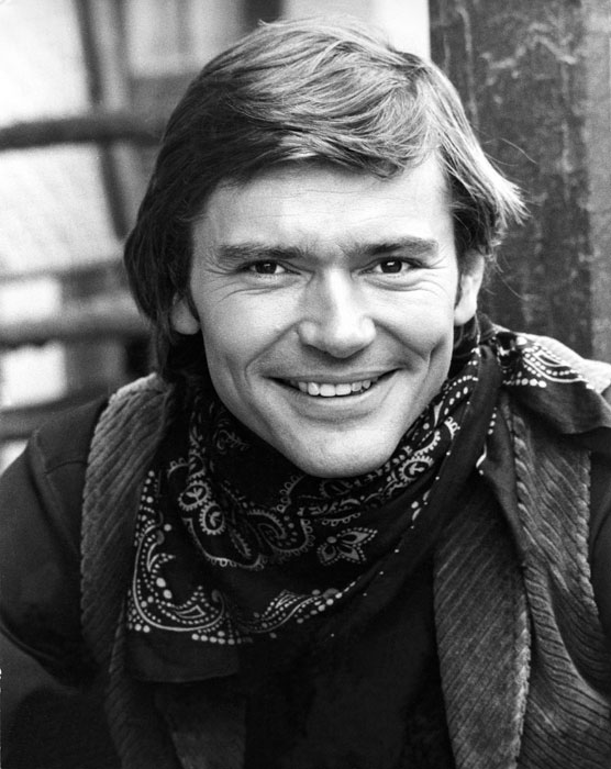 Pete Duel Smiling